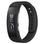 Sony SWR30 SmartBand Talk (3,55 cm (1,4 Zoll) Display, micro-USB 2.0, Bluetooth 4.0) schwarz