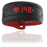 Mio Fuse Performance Activity Tracker, Crimson, L