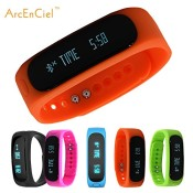 ArcEnCiel(TM) Bluetooth Smart-Sync-Armband, Fitness-Tracker Armband